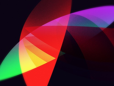 Quick wallpaper sketch illustration abstract colors rainbow gamut spectrum