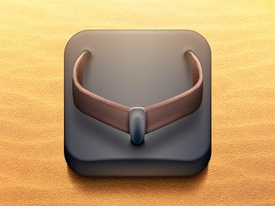 Sandal iOS Icon sandal iphone shoe icon beach summer ios