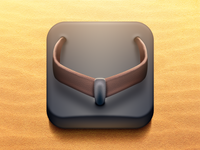 Sandal iOS Icon