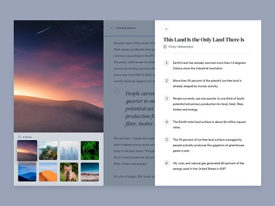 News Article - Summary typography land photo climate journalism summary news icon icons