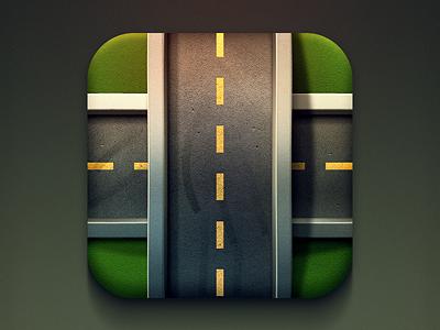 iOS Streets Icon