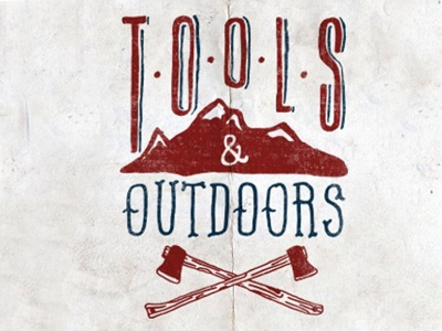 Tools and outdoors