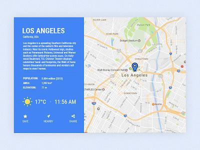 DailyUI #029 - Map userinterface map ux uidesign ui application dailyui