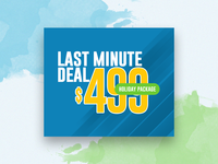 DailyUI #036 - Special Offer