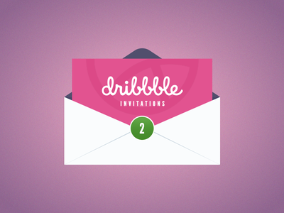 Draft Time!  -  2 invitations giveaway prospects draft dribbble invite invites invitation invitations