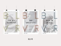 BLVR posters