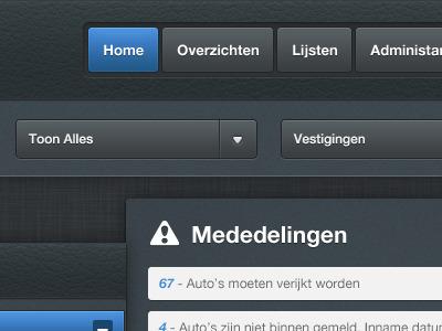 Dashboard.V.2.0 webdesign application art direction
