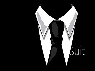 Intkober challenge 2021: Suit inktoberchallenge suit inktober2021 inktober illustration vector design