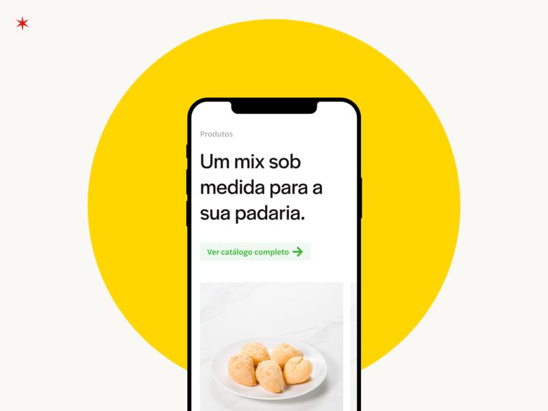 JD Alimentos mobile branding vectorial modern design app ux minimal ui