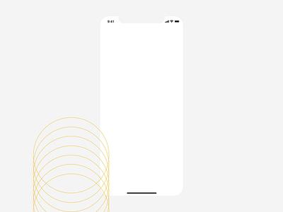 User profile ui design dailyui product profile menu financial finances banking bank concept minimal ux ui