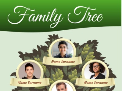 Family Tree Template newspaper template newspaper typography google docs free template family tree template