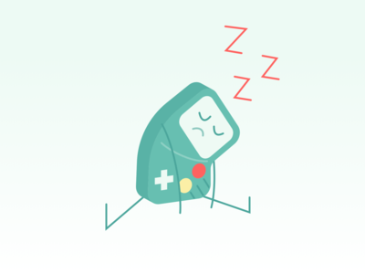 Sleeping Chatbot