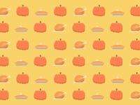 Fall Pattern 🍗🎃🥧