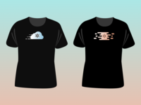 T-shirt design concepts