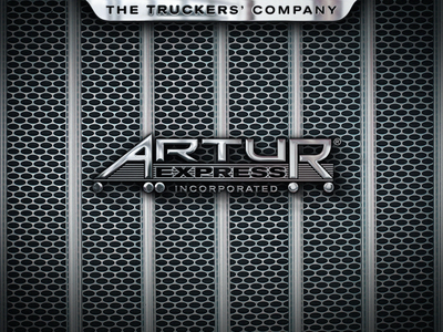 Logo/Screensaver for a St. Louis, MO trucking company