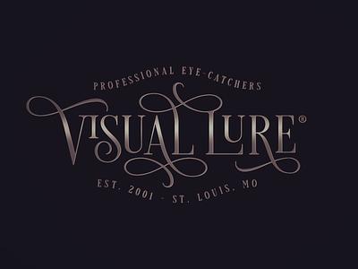 Visual Lure logo exploration