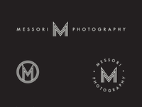 Another Messori Photography logo option