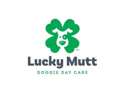 Lucky Mutt Doggie Day Care Logo