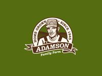 Adamson Family Farm Logo