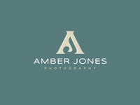 Amber Jones Photography Logo