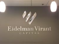 Eidelman Virant Logo/Sign