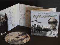 Clifton Williams CD package design