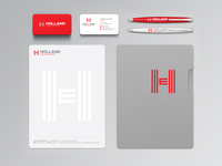 Holland Engineers Logo & Identity Design