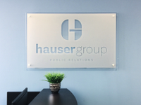 Hauser Group Logo & Sign