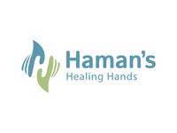 Haman's Helping Hands Logo