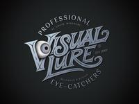 Visual Lure logotype graphic