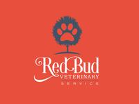 Red Bud Veterinary Service Logo