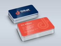 Ditat Business Card Design