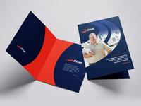 Ditat Corporate Folder Design