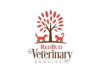 Red Bud Veterinary Service Logo