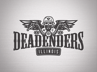 Deadenders Motorcycle Club Logo