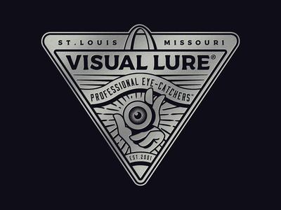 Visual Lure Badge/Logo