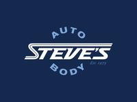 Steve's Auto Body Logo