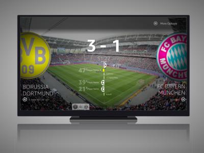 Amazon Sports TV Platform