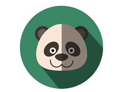 Cute Panda panda cute panda adobe illustrator