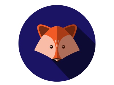 Foxy foxy illustration adobe illustrator