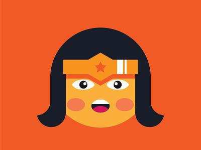 Wonder Woman wonder woman dc universe illustration adobe illustrator