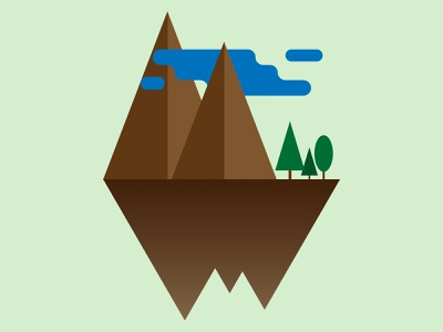 Mountains nature mountains illustration adobe illustrator