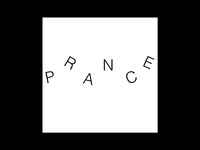 Prance Expressive typography