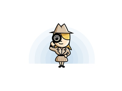 Private Investigator Character