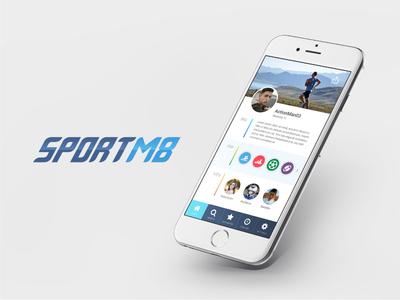 SportM8 App Design