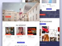 Grand Hotel Dieu - Homepage