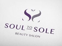Beauty Salon Logo Concept