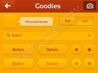 App design ui goodies
