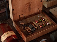Bulleit® Whiskey Shots - Concept Drinking Game