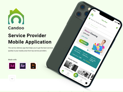 Services app design graphic design vector uiux mobile uiux services ui app ui